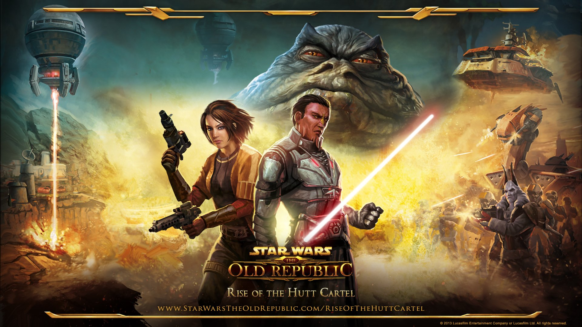 A Players Review Of Star Wars The Old Republic Updated Hubpages
