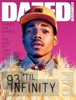 """ The Chicago kid: Chance The Rapper """