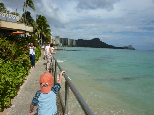 Oahu, Hawaii, June 2011