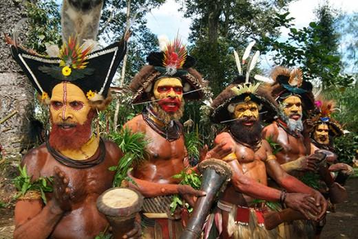Tribe, Papua New Guinea
