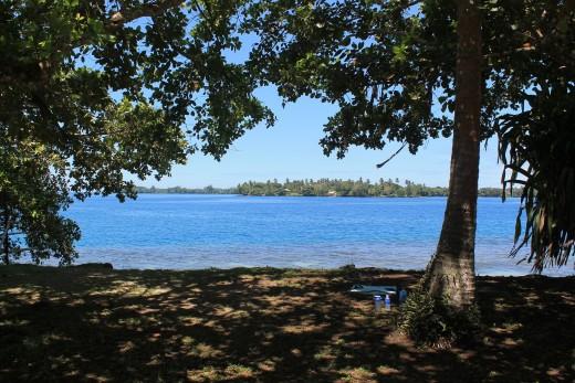 Madang Coast, Papua New Guinea
