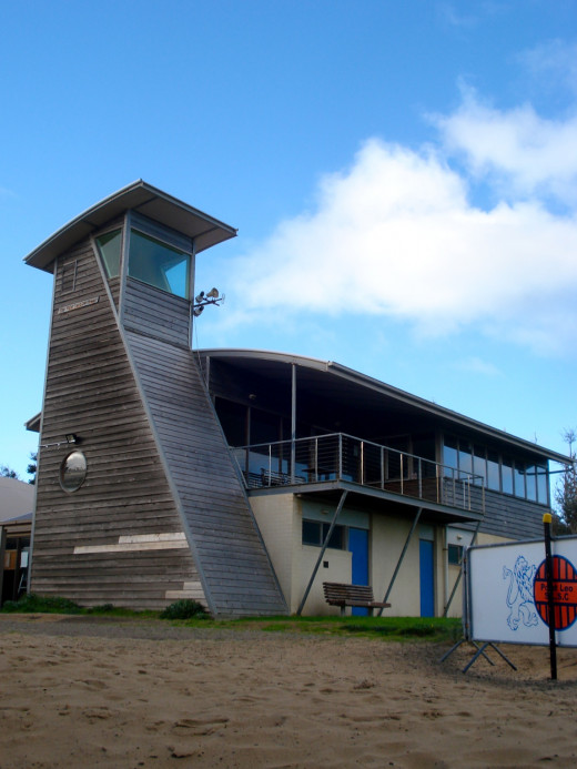 Point Leo Life-saving Lookout