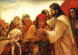 Jesus manifesting the kingdom of God