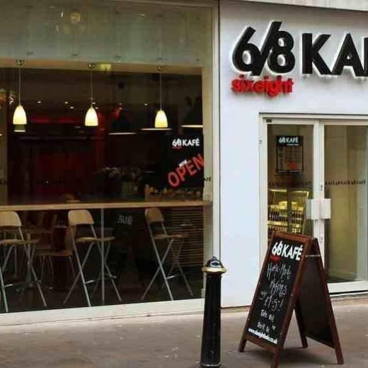 Six-Eight Kafe
