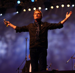 Michael W. Smith in South Africa