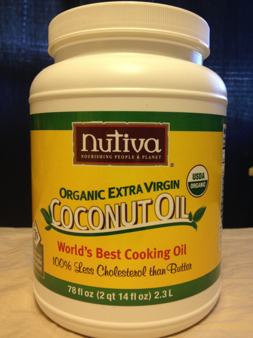 Review Nutiva Coconut Oil