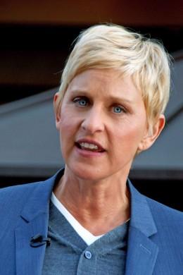 Ellen Degeneres, photo taken in 2011