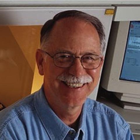 Chuck Hull, innovator.