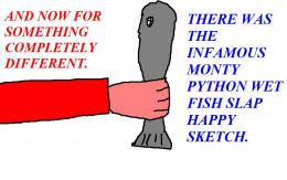 Monty Python at its most insane.