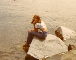 My Father and I, Lake Superior 1978