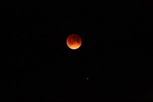 Thee moon