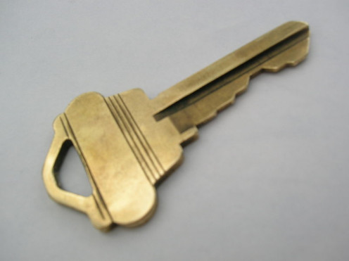 Where is this house key? (CC-BY-3.0)