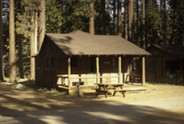 Camp Richardson Cabin, Overland