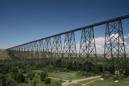 Lethbridge High Level Trellis Viaduct