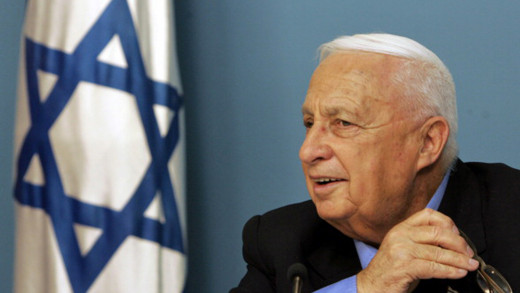 Prime Minister Ariel Sharon visited Gaza in 2000 to address the area's civil unrest.  During the time, jobs held by Hamas in secular society were eradicated by Israel.