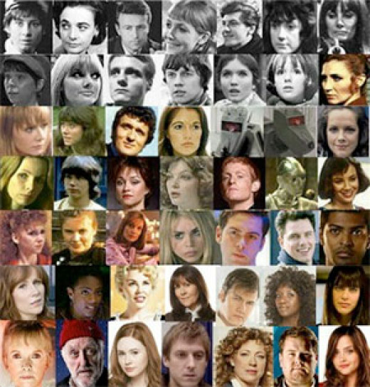 The Doctor's Companions