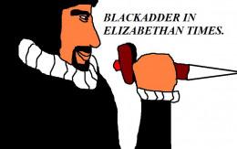 Blackadder.