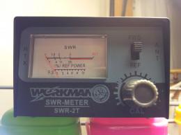 Workman SWR Meter (Front)