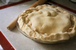 Bear N Mom Recipes - Flaky Pie Crust