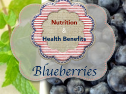 Blueberries Are Good for Memory and Heart Health