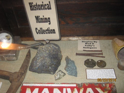Mining Tools At The Palace