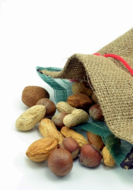 Brazil nuts, walnuts, mustard seed and sunflower seed are sources of selenium.