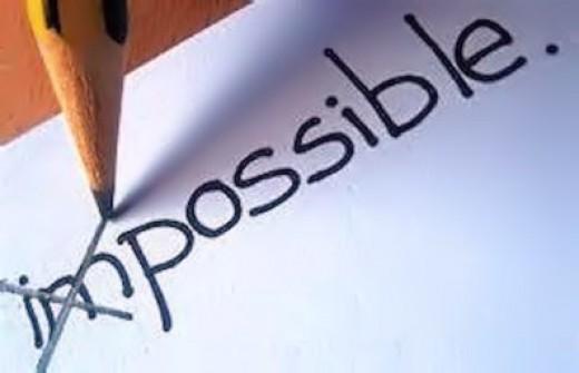 Make sure you set realistic goals!