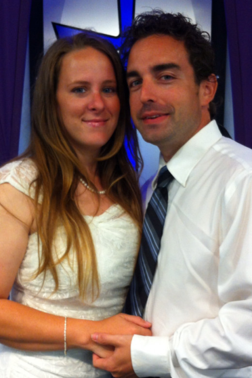 The Holy Spirit, My Husband, and Myself