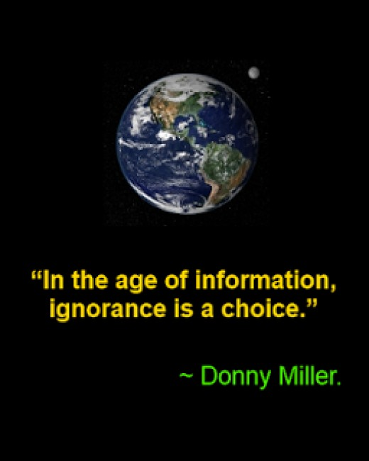 Experience true freedom and take advantage of the new 'age of information'.