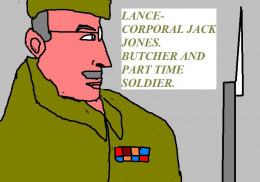 Lance-Corporal Jack Jones.