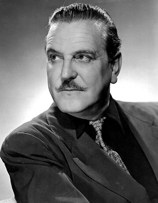 Frank Morgan (Francis Phillip Wuppermann). He was awarded two stars on the Hollywood Walk of Fame. He acted in silent films and talkies.