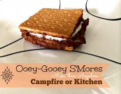Best S'mores in the World: Ooey Gooey Dessert Recipe