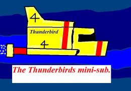 Thunderbird four.