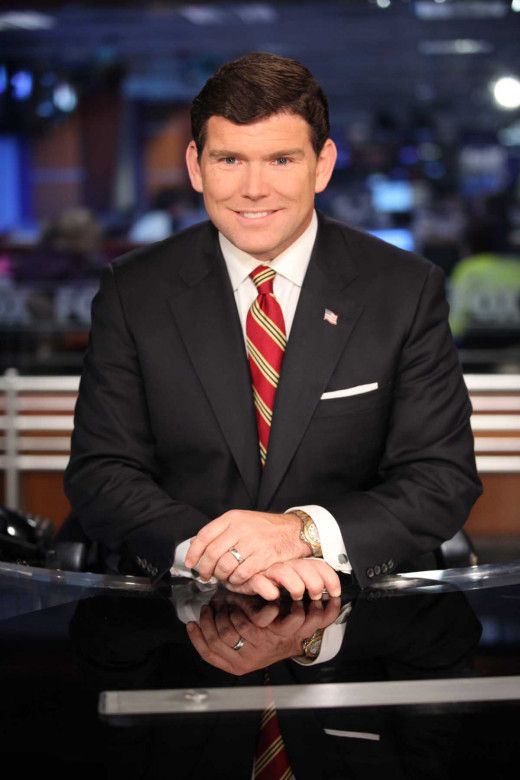 Bret Baier national news anchor