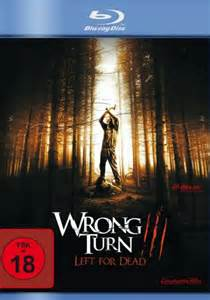 Wrong Turn 3 DVD Cover