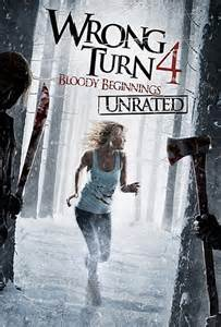 Wrong Turn 4 DVD Cover