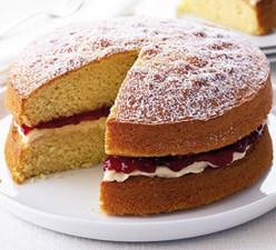 Easy Victoria Sandwich Cake