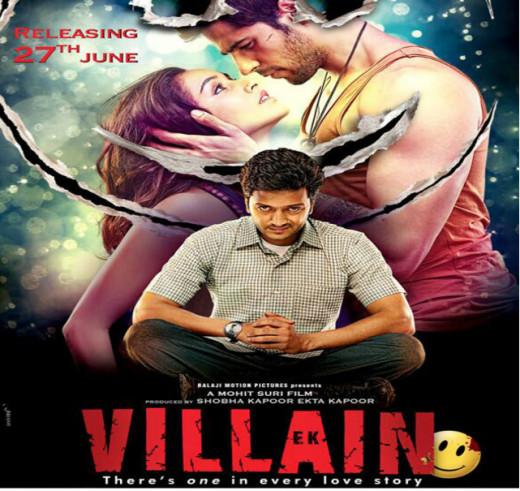 BISCOOT SHOWTYM GET YOU EK VILLAIN FILM FULL REVIEW TO GO AND WATCH THE MOVIE Film: Ek Villain Cast: Sidharth Malhotra, Shraddha Kapoor, Riteish Deshmukh Director: Mohit Suri Rating:**1/2