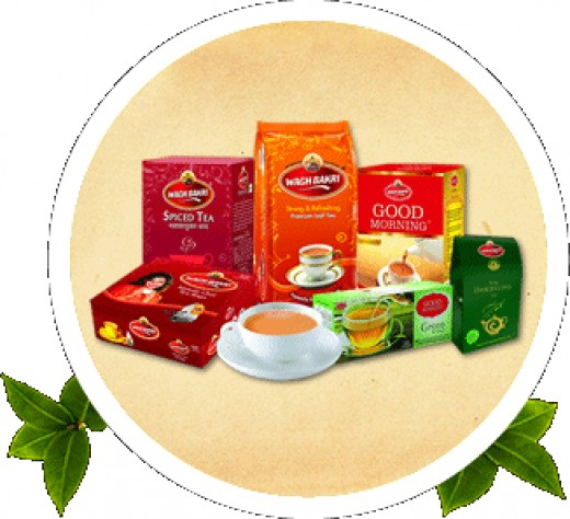 Premium Chai Tea Packets