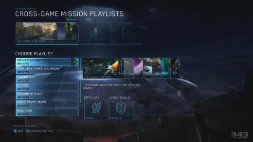 Cross game playlists! Wooo!
