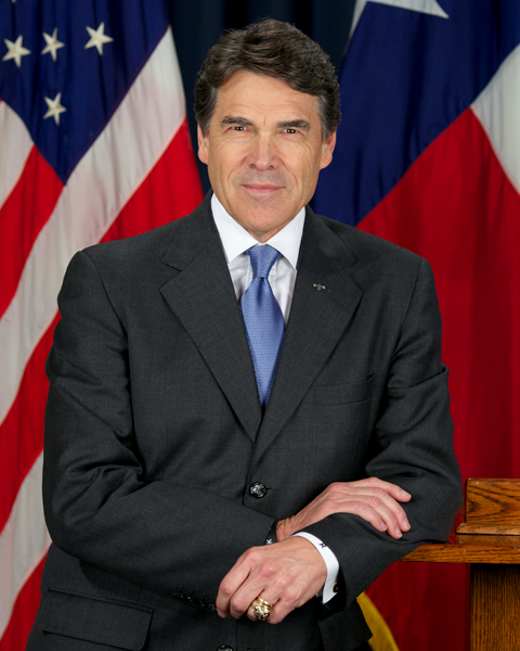 Rick Perry (public domain)
