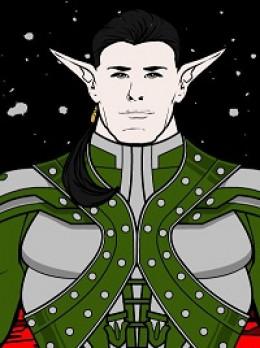 The Elvish Prince Alvar