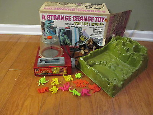 Strange Change Toy : Favorite toys of the s hubpages
