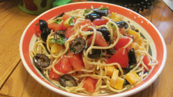 Greatest Greek Spaghetti Recipe