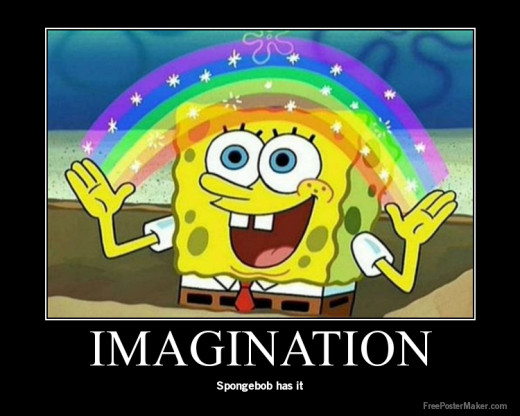 Do you have the imagination to come up with creative solutions?
