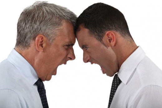 Everyone has to deal with workplace conflict at some point.