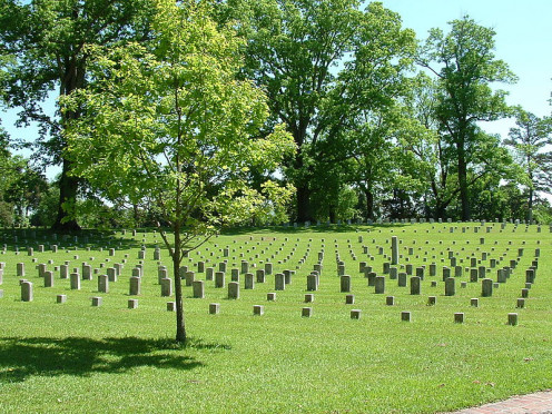 Union Cemetery, Shiloh National Military Park