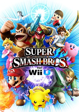 Boxart for Super Smash Brothers for Wii U