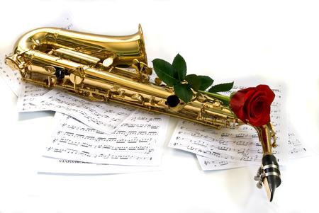 Photo: Alto Saxophone