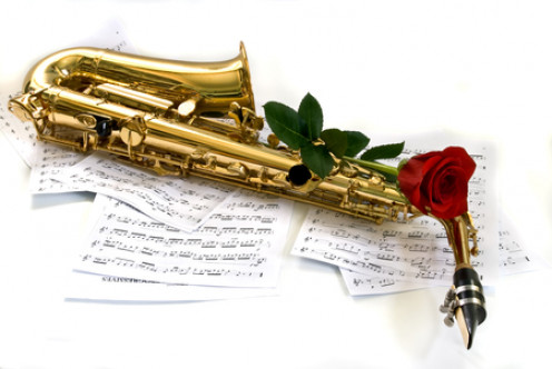 Photo: Alto Saxophone
